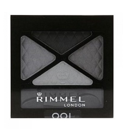 RIMMEL GLAM EYES QUAD SOMBRAS