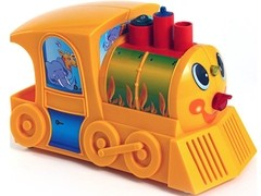 San Up Nebulizador Infantil Chu Chu Train Locomotora 3008
