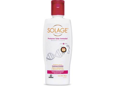 SOLAGE BY CICATRICURE FPS 30 EMULSION 180 ML