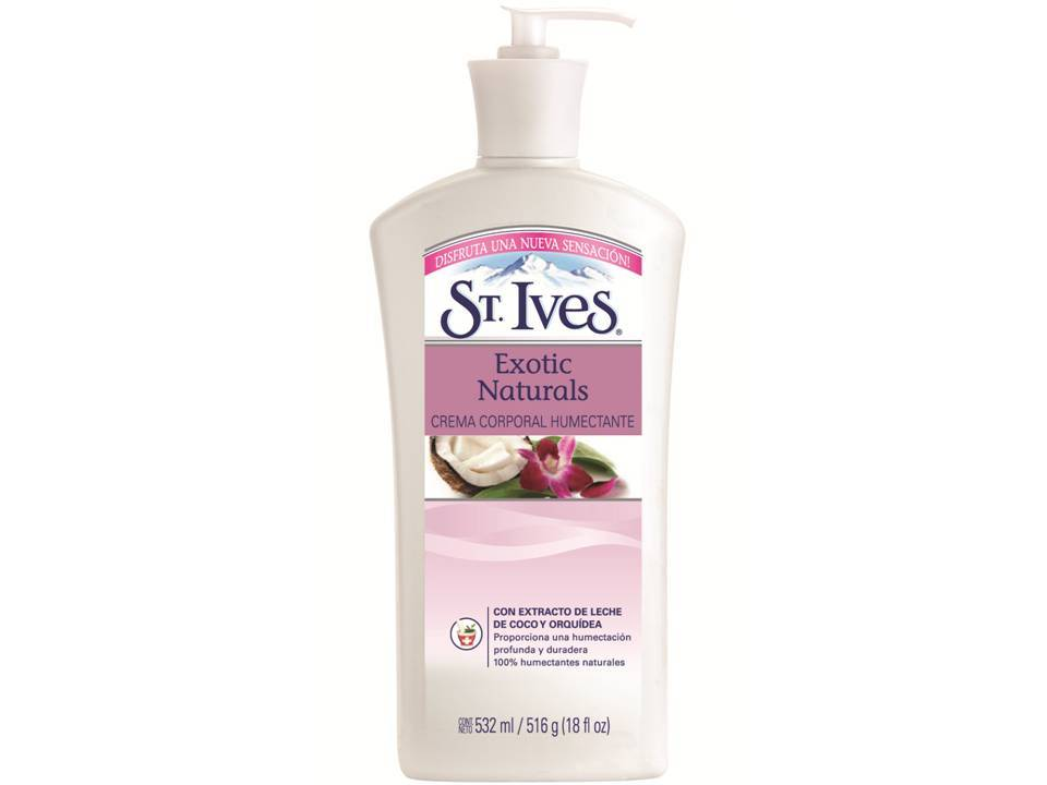 ST IVES CORPORAL EXOTIC NATURALS 532 ML