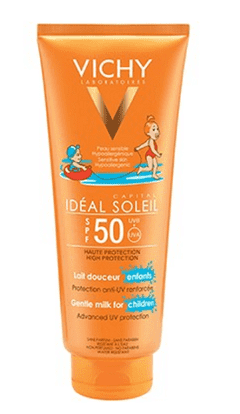 VICHY IDEAL SOLEIL PROTECTOR SOLAR NI_OS FPS 50 300 ML