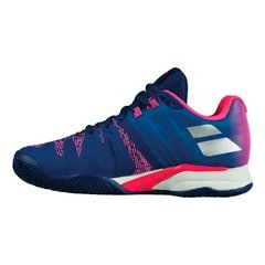 Babolat Propulse Blast Clay Women Estate Blue - comprar online