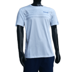 Babolat t-shirt team white