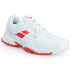 Pulsion All Court White/Red