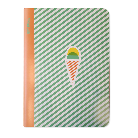 CUADERNO ICE CREAM