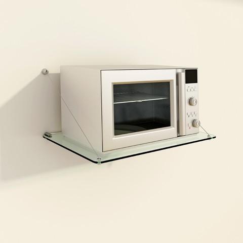 Compr online productos en temacasa filtrado por for Repisa para microondas