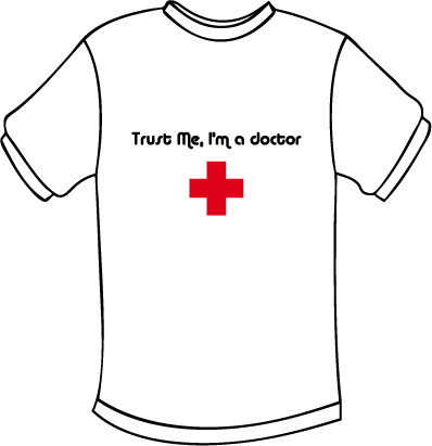 Trust me I´m a doctor