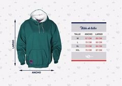 Buzos Hombre Hoodie Canguro Keel Over Kings - Keel Over