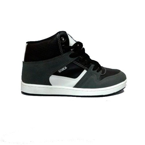 Zapatilla Stoica Bronx Gris Keel Over