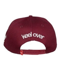 Gorras Planas Snapback Keel Over Kingdom Come Original - Keel Over