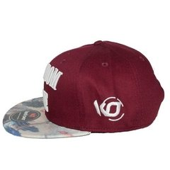 Gorras Planas Snapback Keel Over Kingdom Come Original en internet