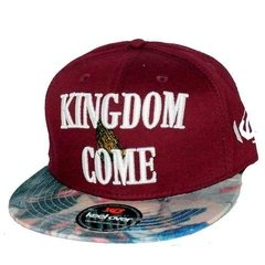 Gorras Planas Snapback Keel Over Kingdom Come Original