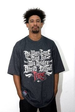Remera Hombre Manga Corta Keel Over Eternal Tupac 2pac
