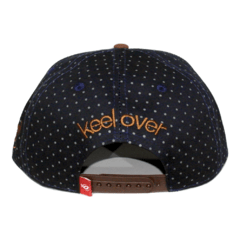 Gorra Snapback Brown Suede - Keel Over