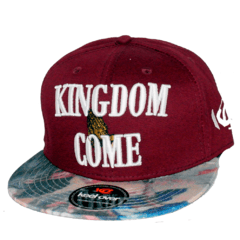 Gorra Snapback Kingdom Come
