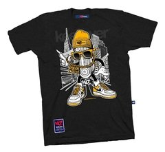 Remera Hombre Manga Corta Extra fit Keel Over Sneakerboy en internet