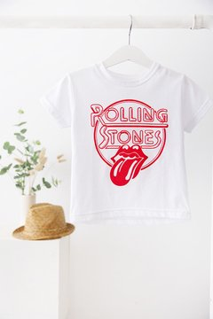 Remera Kids Stones Lisa