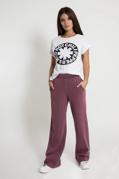 Pantalon Jogger Bordeaux