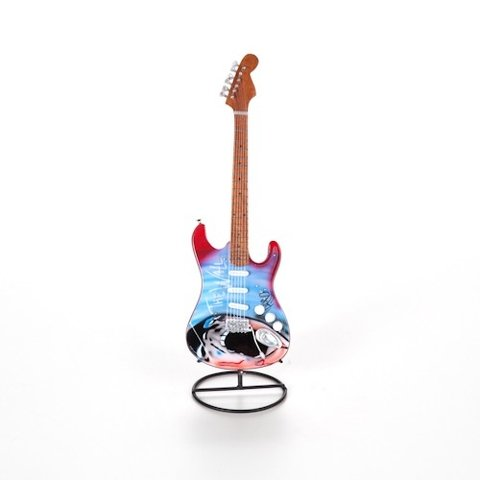Mini Guitarra Pink Floyd