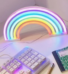 Lampara usb led RAINBOW