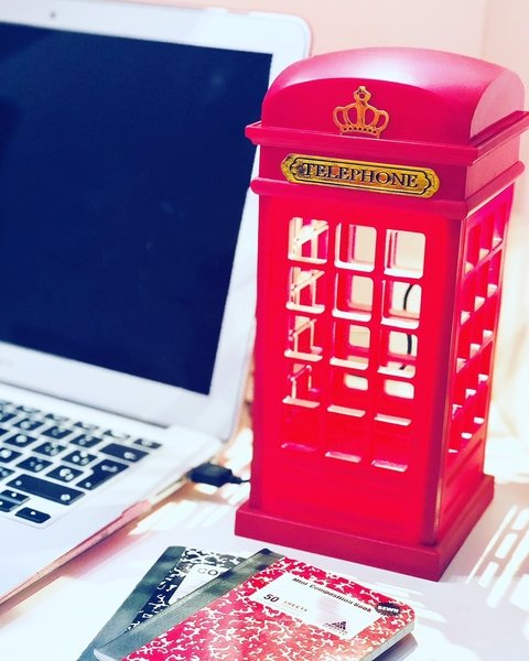 lampara usb LONDON