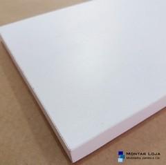1 Placa MDF 15mm branco para prateleiras