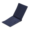 BILLETERA PLEGABLE NATURAL AZUL - comprar online