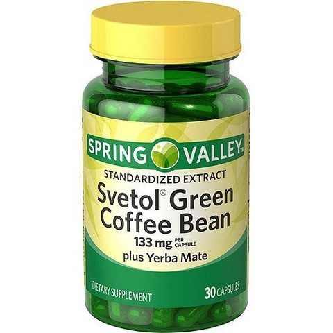 Green Coffee Bean Emagrecimento - Svetol 30 cápsulas 133mg