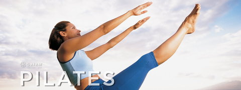 Aula Pilates 3- GAIAM