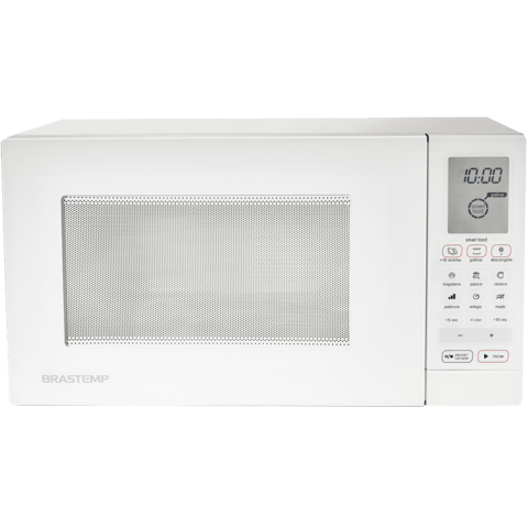 Micro-ondas Brastemp, 30 L, Grill, Painel LCD, Touch - BMH45 - 220V