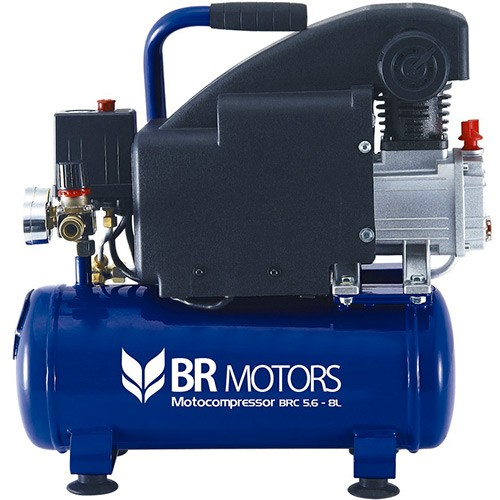 Motocompressor BR Motors BRC5,6/8L 1HP 220V