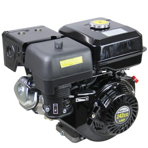 Motor a Gasolina 4 Tempos 242CC 5,9kW SCHULZ-MGS8.0