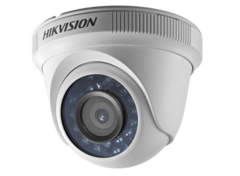 Câmera Dome Turbo HD (2,8/3,6mm) 2MP - Hikvision