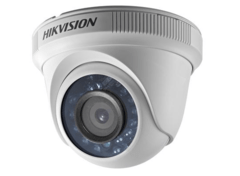 Câmera Dome Turbo HD (2,8/3,6mm) 1MP - Hikvision