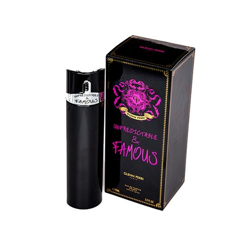 Perfume Unpredictable & Famous By Glenn Perri 95ml