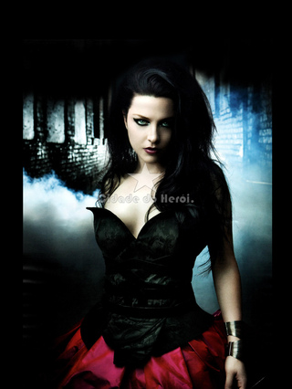 Camiseta Amy Lee -  Evanescence - comprar online
