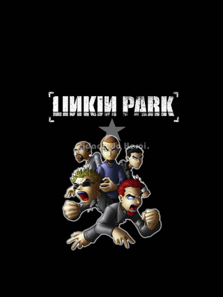 Camiseta Linkin Park na internet