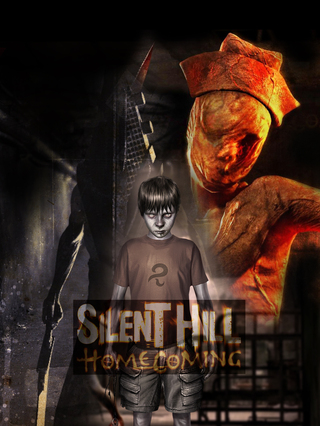 Camiseta Silent Hill - Homecoming - comprar online