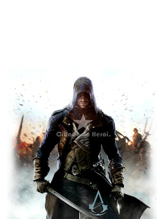 Camiseta Arno Dorian - Assassin's Creed - comprar online