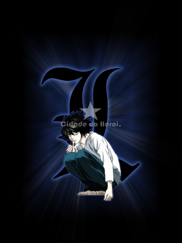 Camiseta L Death Note Comprar Em Cidade Do Her 243 I