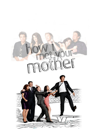 Camiseta Personagens How I Met Your Mother - comprar online