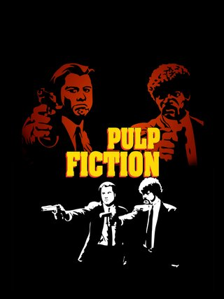 Camiseta Pulp fiction - O Filme - comprar online