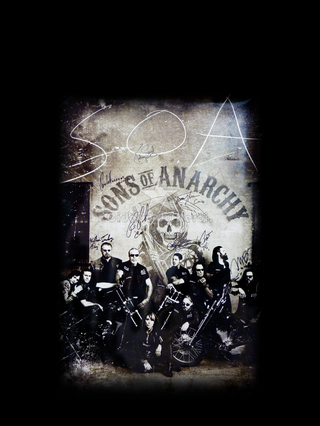 Camiseta Moto Clube Sons of Anarchy - comprar online