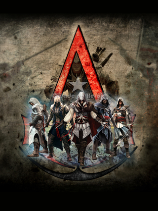 Camiseta Assassinos - Assassin's Creed na internet