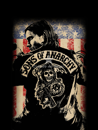 Camiseta Jax Teller - Sons of Anarchy - comprar online
