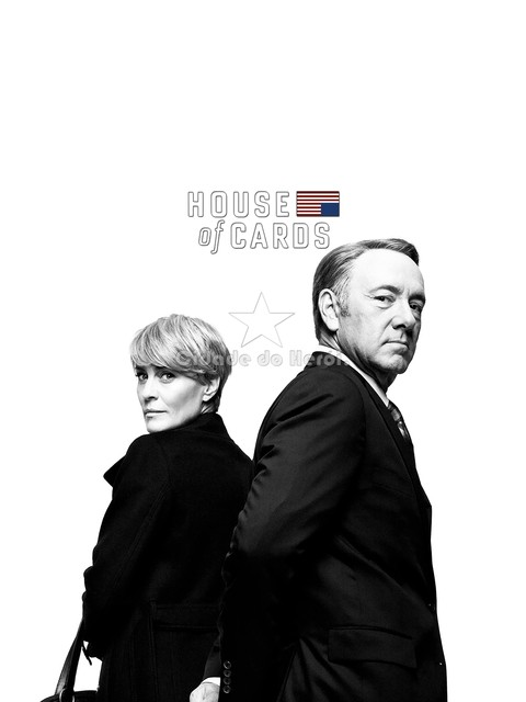 Camiseta União - House of Cards