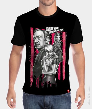 Camiseta Caos House Of Cards - comprar online