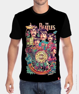 Camiseta The Beatles - comprar online