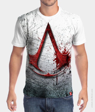 Camiseta Assassin's Creed - comprar online