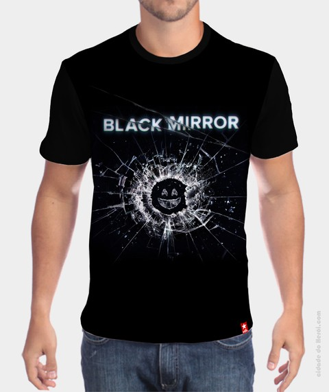 Camiseta Black Mirror